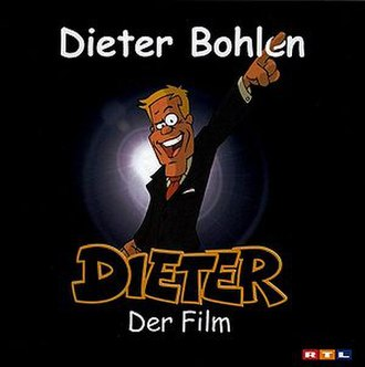 Dieter: Der Film (soundtrack) - Image: Dieter Der Film OST