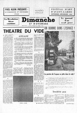 Dimanche - Dimanche, 1960