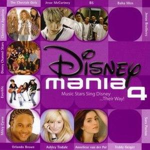 Disneymania 4 - Image: Disney Mania 4