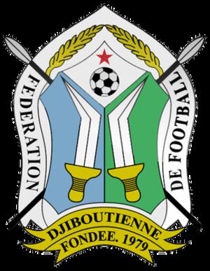 Djibouti national football team - Image: Djibouti FF (logo)