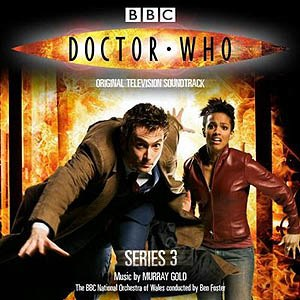 Doctor Who: Series 3 (soundtrack) - Image: Doctor Who series 3 soundtrack