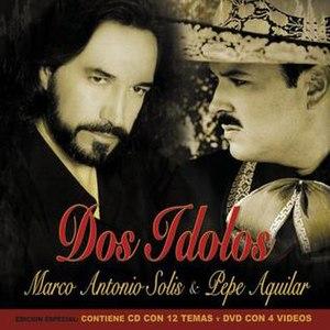 Dos Idolos - Image: Dos Idolos Cover
