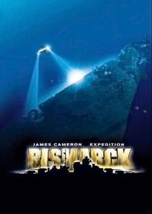Expedition: Bismarck - Image: Dvd bismarck