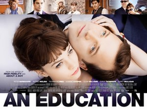 An Education - UK release poster