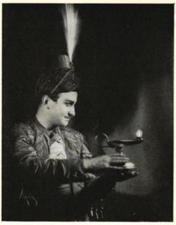 <i>Aladdin</i> (opera) opera by Kurt Atterberg