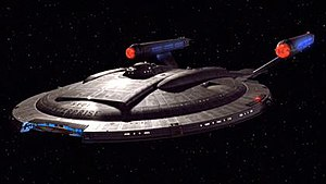 Starship Enterprise - NX-01.