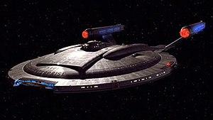 Starship Enterprise - NX-01.
