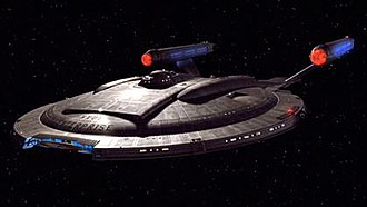 Starship Enterprise - NX-01, main setting of Star Trek: Enterprise.