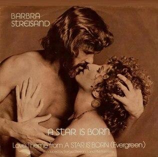 Evergreen - Barbra Streisand