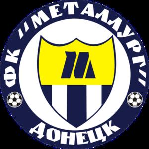 FC Metalurh Donetsk - Image: FC Metalurh Donetsk