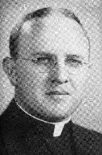 Raymond V. Kirk - Image: Father Raymond V Kirk CS Sp