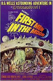 <i>First Men in the Moon</i> (1964 film) 1964 film by Nathan H. Juran, Ray Harryhausen