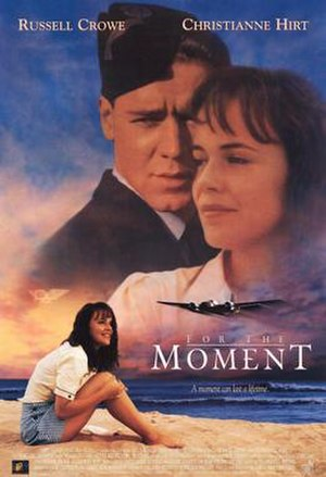 For the Moment (film) - Theatrical release poster