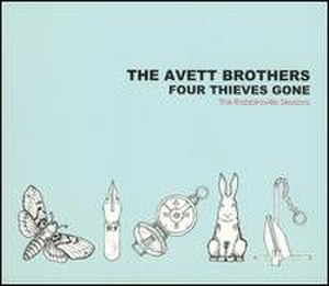Four Thieves Gone: The Robbinsville Sessions - Image: Fourtheivesgone