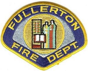 Fullerton Fire Department - Image: Fullterton Fire Department Logo