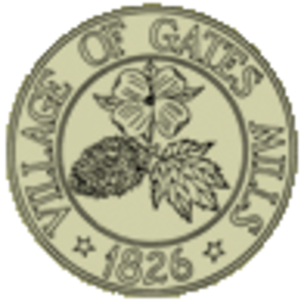 Gates Mills, Ohio - Image: Gates Mills Ohio Seal