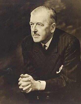 George MacLeod - Image: George Fielden Mac Leod, Baron Mac Leod of Fuinary