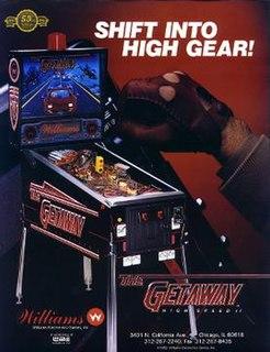 <i>The Getaway: High Speed II</i>