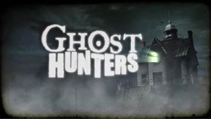 Ghost Hunters - Title screenshot of Ghost Hunters, depicting Race Rock Light, which was investigated during season one.