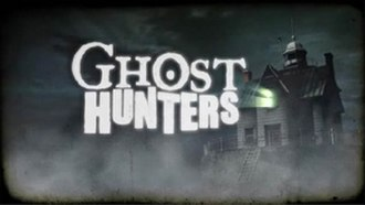Ghost Hunters (TV series) - Title screenshot of Ghost Hunters, depicting Race Rock Light, which was investigated during season one.