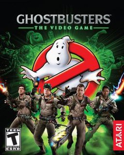 <i>Ghostbusters: The Video Game</i> 2009 action-adventure video game