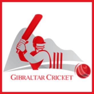 Gibraltar national cricket team - Image: Gibraltar Cricket Association logo 1