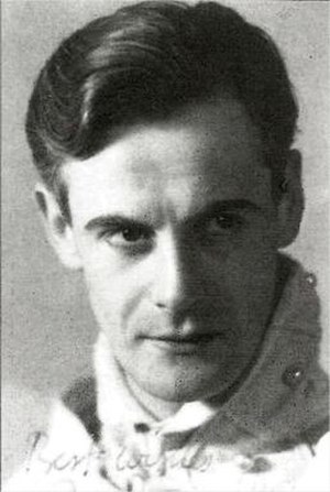 Glen Byam Shaw - Byam Shaw in his early years as an actor