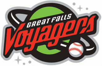 Great Falls Voyagers - Image: Great Falls Voyagers (team logo)