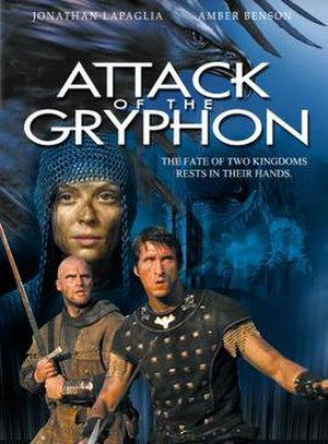 Gryphon (film) - Image: Gryphon 2007Poster