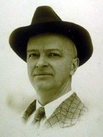 Harry H. Laughlin - Laughlin, circa 1929