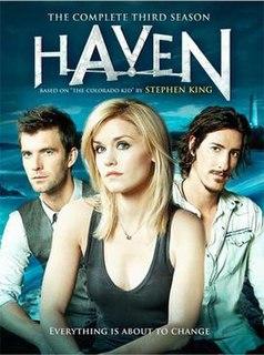 <i>Haven</i> (season 3) season of television series