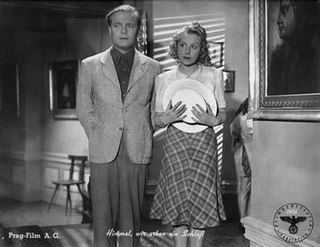 <i>Heaven, We Inherit a Castle</i> 1943 film