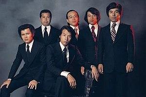 Hiroshi Uchiyamada and Cool Five
