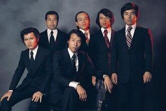 Hiroshi Uchiyamada and Cool Five - Image: Hiroshi Uchiyamada and Cool Five