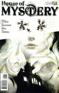 comic book anthology series