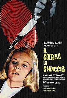 Il coltello di ghiaccio movie