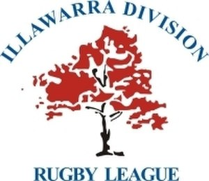 Illawarra Rugby League - Image: Illawarra Rugby League logo