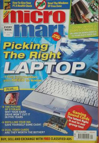 Micro Mart - Image: Img mmcover