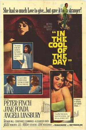 In the Cool of the Day - Image: In the Cool of the Day Film Poster