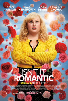 Isn't It Romantic (2019 poster).png