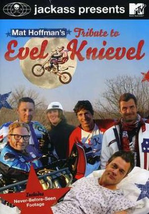 Jackass Presents: Mat Hoffman's Tribute to Evel Knievel - DVD cover