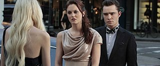 Easy J 6th episode of the fourth season of Gossip Girl