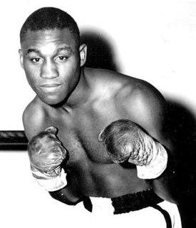 Jimmy Carter (boxer) American boxer