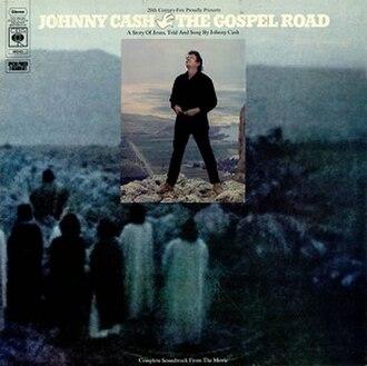 The Gospel Road - Image: Johnny Cash The Gospel Road