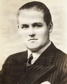Jussi Björling Swedish tenor
