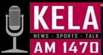 KELA (AM) - Image: KELA logo