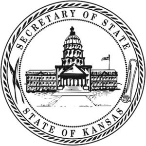 Secretary of State of Kansas - Image: KS Secretary of State Seal