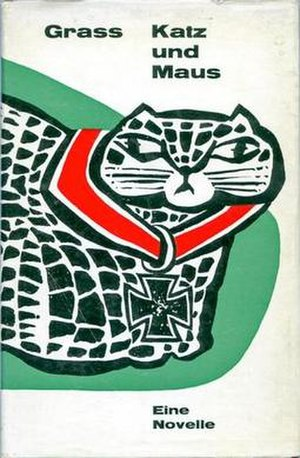 Cat and Mouse (novella) - Image: Katz und maus german first edition