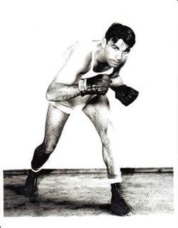 Ken Overlin American boxer
