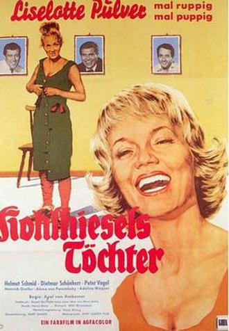 Kohlhiesel's Daughters (1962 film) - Image: Kohlhiesel's Daughters (1962 film)